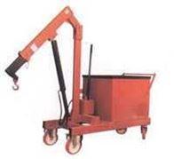 配重式液壓小吊車