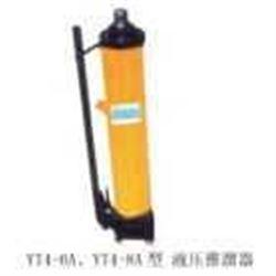 液压推溜器