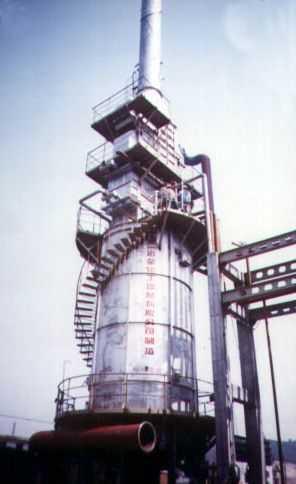管式加热炉-供求商机-济南冶金化工设备有限公司