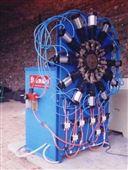 除塵設備用骨架網專用多頭點凸焊機