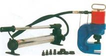 分体式液压冲孔机