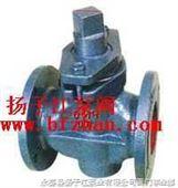 旋塞閥:X43W-0.6二通鑄鐵旋塞閥