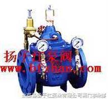 水力控制阀:400X流量控制阀