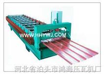 鸿海860型彩钢设备
