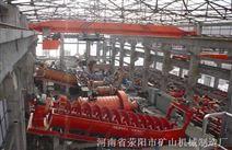 铅锌矿选矿设备