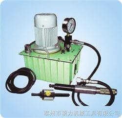 直拔式液压拔管机