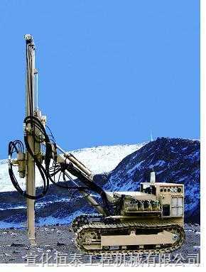 中高风压内燃液压潜孔钻机