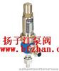 安全閥:A61H-160-320彈簧微啟式高壓安全閥(焊接式)