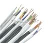 RVVSP阻燃),(NH-RVVSP耐火),(屏蔽双绞连接软  耐火电缆  消防电缆